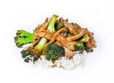 Телятина з броколі по-тайськи (350г)