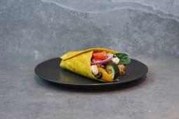 Tortilla z kurczakiem / Chicken tortilla