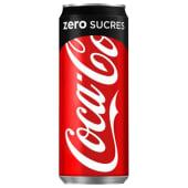 Coca-Cola zéro33cL