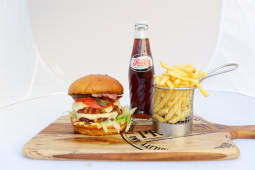 Meal DealBig One Chicken Burger
