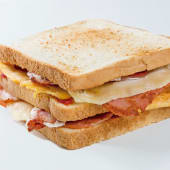 Sándwich Triple Jungla
