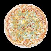 Pizza blue cheese  (familiar)