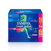 Tampax Vert x22