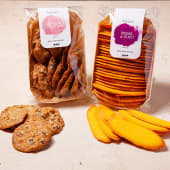 Pack Biscoitos e Bolinhos Caseiros