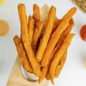 Boniato frito (ración grande)