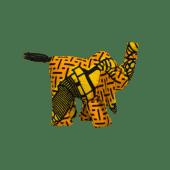 Kitenge Elephant