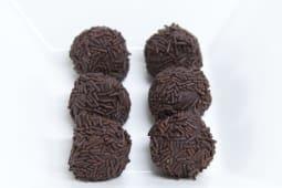 Trufas de chocolate (3 uds.)
