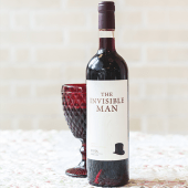 The Invisible Man 2015 (750 ml.)