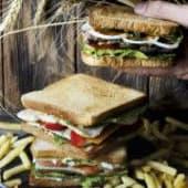 Сендвіч з куркою-гриль (300г)