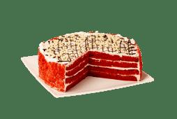 Red Velvet (porción)