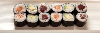 Maki clásico setto (12 pzs.)