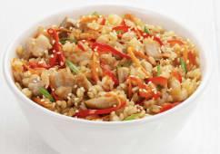 Рис з куркою (320г)