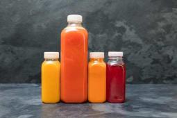 Limonada de Frutos Vermelhos de 1 L