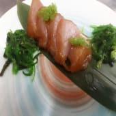 Sashimi de bonito