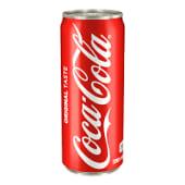 კოკა-კოლა ქილა 0.33ლ