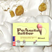 Helado de Peanuts Butter (1 lt.)
