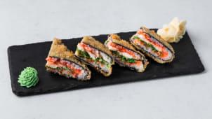Супер-Сэндвич с креветкой 210 г.