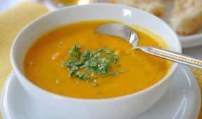 Sopa do Dia