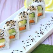 Veggie roll (5 piezas)