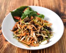 Салат з міксом грибів (195г)