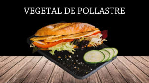 Vegetal De Pollo