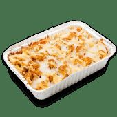PuiMozzarella cu sos de brânză