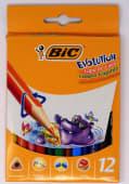 Lapices Colores Gigantes Triangulares Jgox12Un Cja Carton Res. 1396001