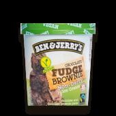 Chocolate Fudge Brownie Non Dairy (Vegan)