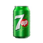 7up en lata (354 ml.)