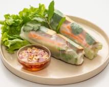 Fresh Spring Rolls/ Tofu Vegan