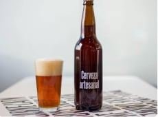 Cerveza artesanal Carne (660 ml.)