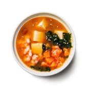 Мисо с морепродуктами