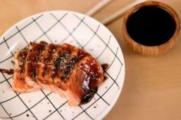 Tataki Salmão