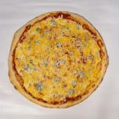Pizza 4 Quesos (Mediana)