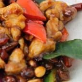 """Pollo KungPao al estilo """"Sichuan"""""""