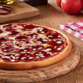 Sucuk Zengini Pizza (Büyük)