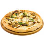 Піца з куркою та вешенками