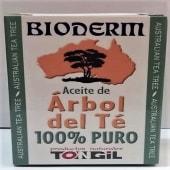 Aceite Árbol del Té Bioderm (15 ml.), Tongil
