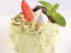 Торт з грушею і сиром Дор Блю (160г)