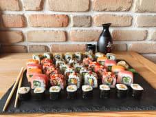 Sushi Master Fish&Cheese (40 buc.)