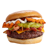 California Burger (120 g.)