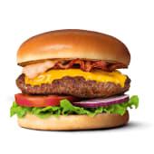 Grand Deluxe Burger Ser i Bekon