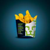 King Fries (wedges)