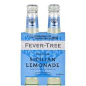 Premium Sicilian Lemonade - Fever-Tree 4 X 20 cl