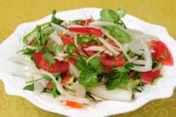 Острый салат пилахун