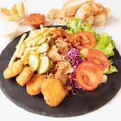 Kebab Paradise PLATA Monster (za četiri osobe)