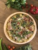 23. Pizza Prosciutto