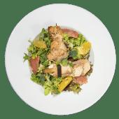 Salată Hambar cu Somon