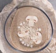 Грибний крем-суп (300мл)