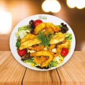 Çıtır & Hellim Salata